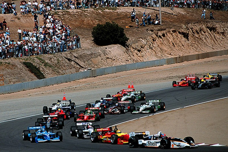 The full story of America's F1 rival
