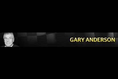 Gary Anderson: Will Williams win?