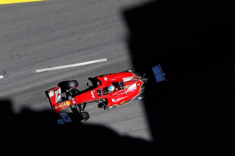 Leading Ferrari out of the darkness?