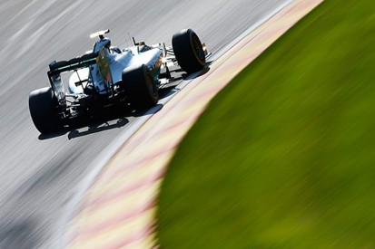 Spa set to be F1 2014's fastest yet