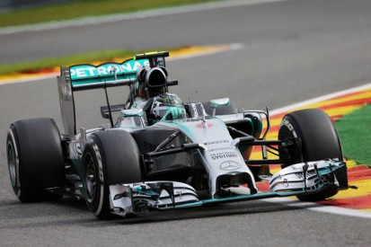 Mercedes makes low downforce changes