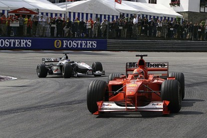 Mika Hakkinen: Dicing with Schumacher at Spa