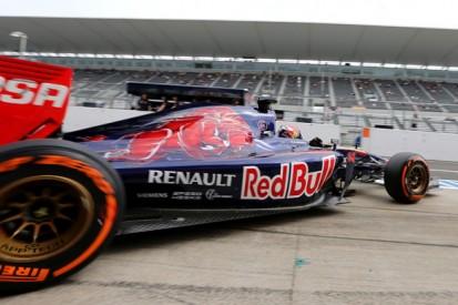 How did Verstappen's F1 debut go?