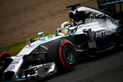 F1 tech: Updates make Mercedes even faster