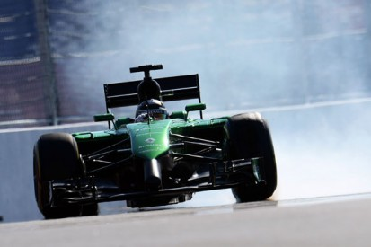 Kolles: F1's tail-end troubleshooter