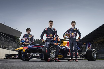 The battle to drive for Toro Rosso in 2015