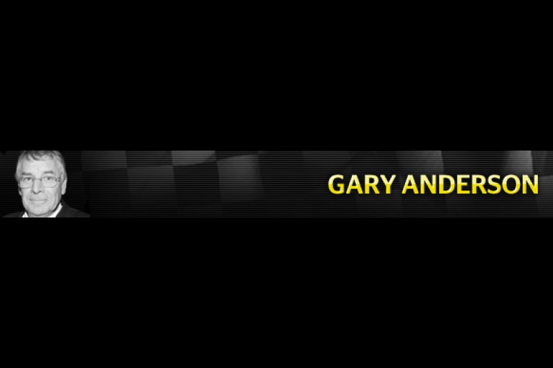 Gary Anderson's blueprint for F1's future