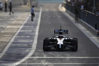 Was McLaren-Honda's first test a disaster?