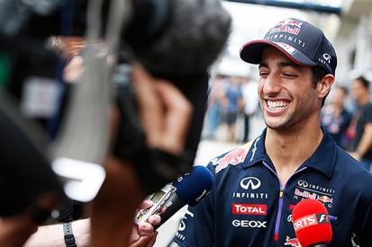 The smiling predator: Ricciardo in his own words