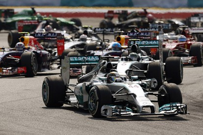 AUTOSPORT's F1 experts review the 2014 season