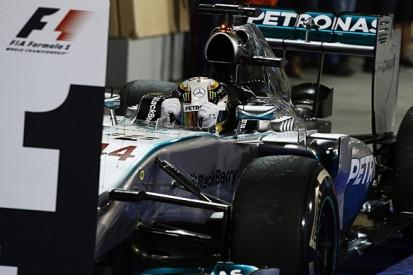 Gary Anderson reviews F1 2014