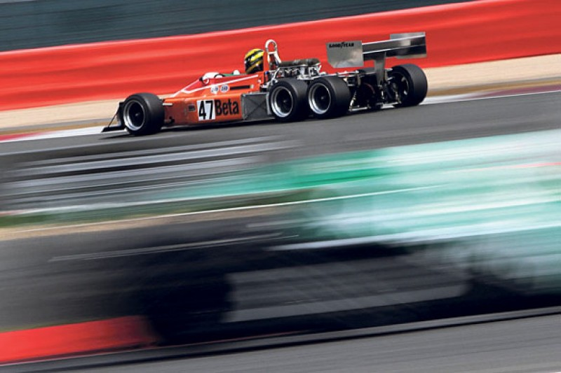 The world's strangest racing cars