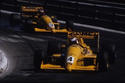 Jean Alesi's breakout year