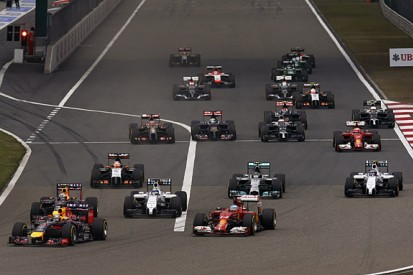 The F1 team that's had the best winter