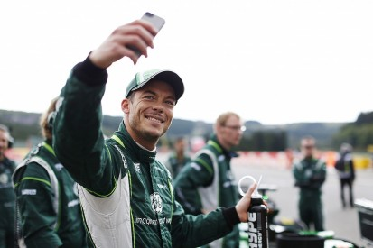 The man who doesn't need Formula 1