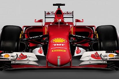 Technical analysis: Ferrari SF15-T