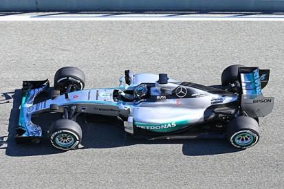 Technical analysis: Mercedes W06