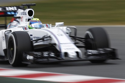 Williams starts to show its hand