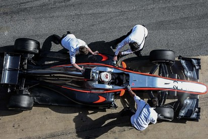 Barcelona F1 test technical overview
