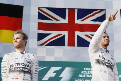 Actions must speak louder than words for Rosberg