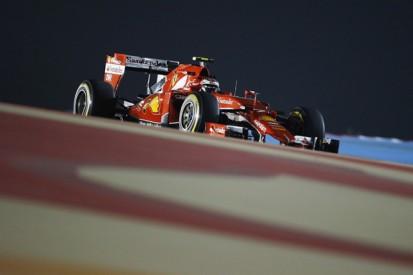 Raikkonen shows Ferrari is coming