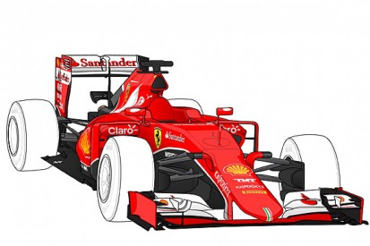 What makes the 2015 Ferrari different