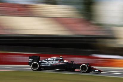 How much has McLaren improved?