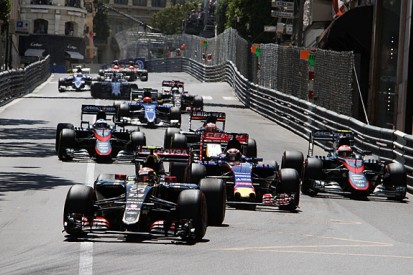 What can F1 do to keep grid numbers up?
