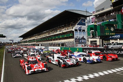 Le Mans 2015 runners and riders
