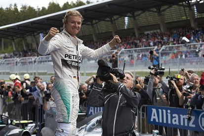 Rosberg showed he can out-race Hamilton