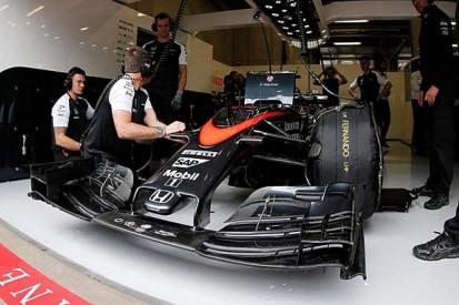 Video: McLaren's technical upgrade