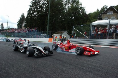 How would F1's past look in 2015?