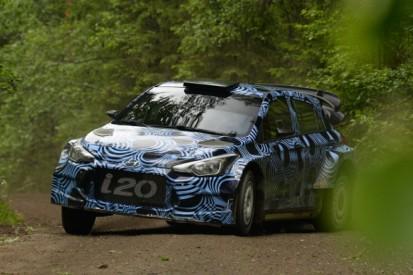 Could Hyundai's new WRC car beat Volkswagen?