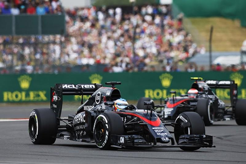 McLaren's Boullier answers your questions