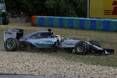 Mercedes needs to sharpen-up under pressure