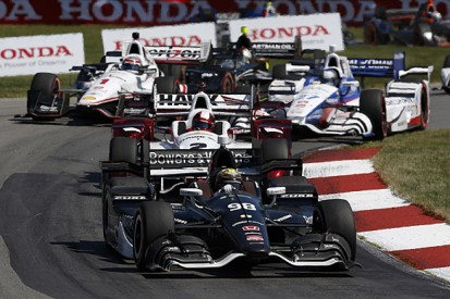 What went wrong for Walker at IndyCar?