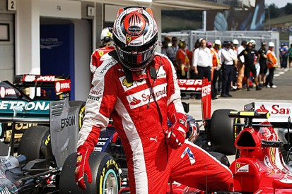 Should Ferrari retain Raikkonen?