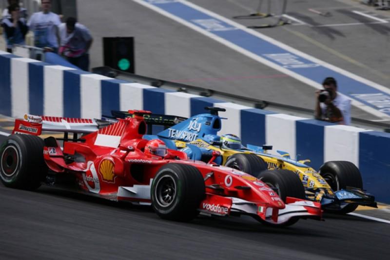 Inside F1's latest tyre war