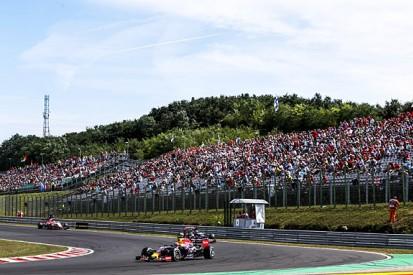 How Formula 1 should promote itself