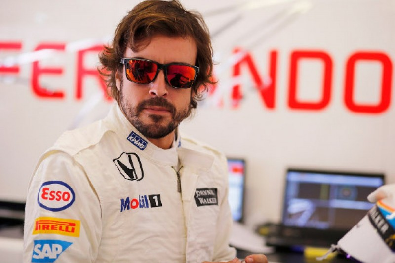 Who does Fernando Alonso think he is?