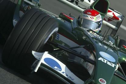 A Formula 1 career cut short