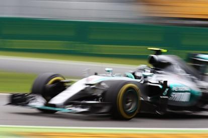 Mercedes steals Monza tech headlines