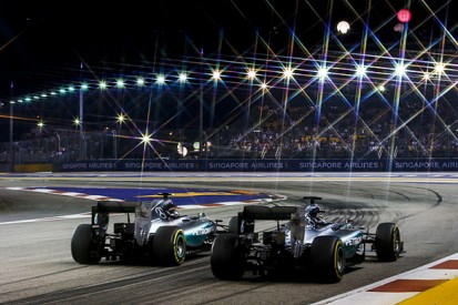 Did tighter tyre rules hurt Mercedes?