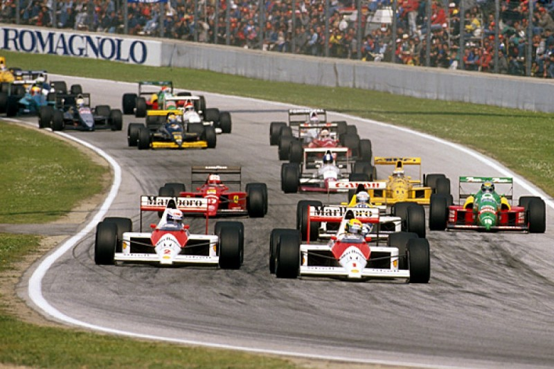 Prost vs Senna: The start of the war