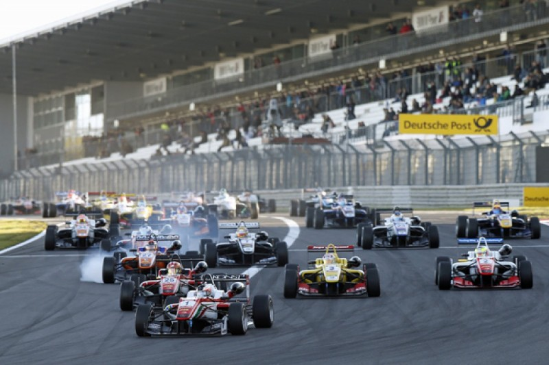 How 50-car Formula 3 could work