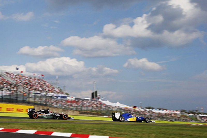 EU complaint leaves F1 in limbo