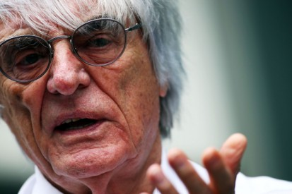 Face to face with Bernie Ecclestone