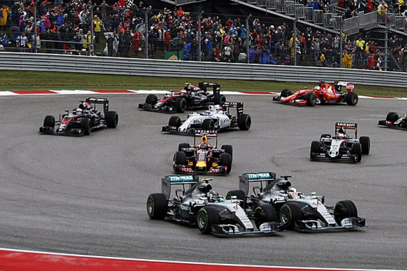 Rosberg was to blame for US GP clash