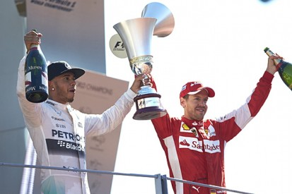 F1 is set for a clash of the titans