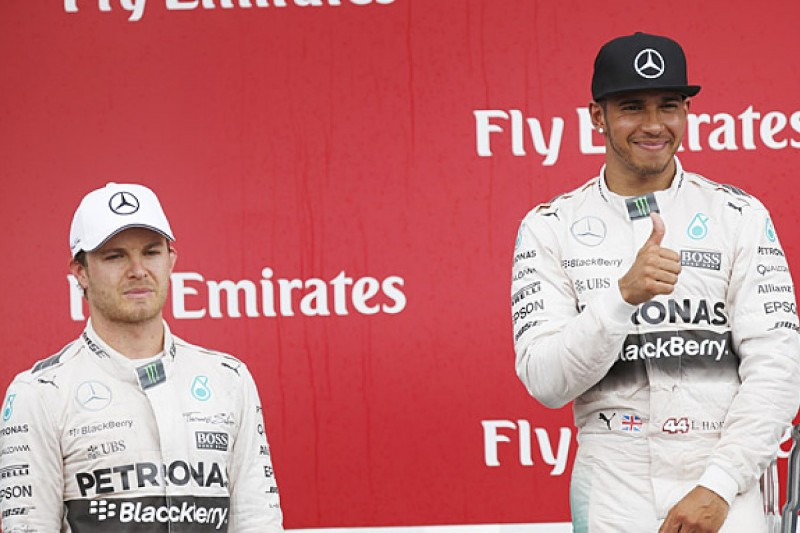 Where does Rosberg go from here?